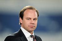Fussball 1. Bundesliga  Saison   2010/2011   08.01.2011 FC Bayern Muenchen -  Al Wakrah Sport Club Sportdirektor Christian Nerlinger (Bayern Muenchen)
