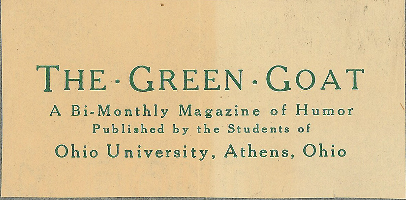 16501Historical Images of O.U. and Athens from Betty Hollow's Bicentennial Book and other