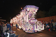 Vagabonds Carnival Club's entry in the Bridgwater Carnival in 2011 was Haunted Mansion. Bridgwater Carnival is an annual event to raise money for local charities. It is widely reputed to be the largest illuminated carnival in the world.