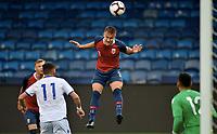 Fotball , 6. september 2019 , European  Qual. U21 , Norge - Kypros<br /> Norway - Cyprus<br /> Leo Østigård, Norge<br /> Leo Ostigaard