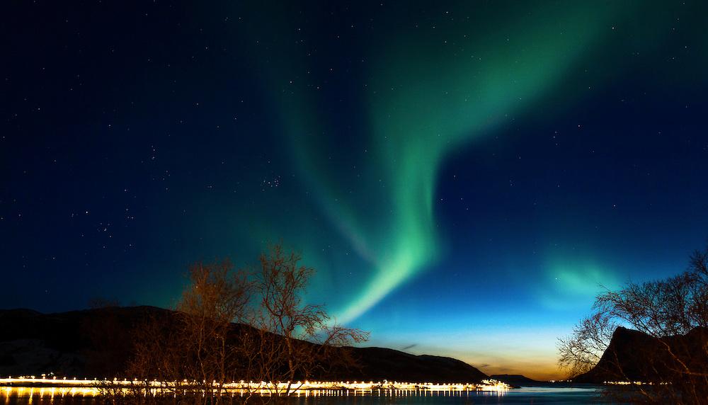 Northern Light, Harstad, Norway.