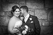 Tasha & Cory's sweet spring wedding at Cambridge Mill