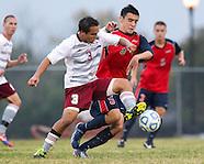 OC Men's Soccer vs Rogers State - 10/26/2013