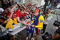 Sykkel<br /> Tour de France <br /> 24.07.2011<br /> Foto: PhotoNews/Digitalsport<br /> NORWAY ONLY<br /> <br /> 21th stage / Creteil - Paris Champs-Elysees<br /> <br /> EVANS Cadel (BMC RACING TEAM - AUS)