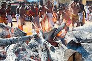 Festival at Udappu village.