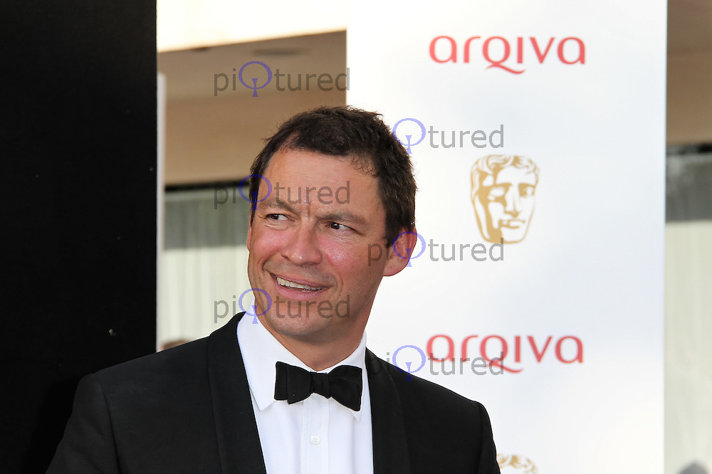 LONDON - MAY 27: Dominic West attends the Arqiva British Academy Television Awards at the Royal Festival Hall, London, UK. May 27, 2012. (Photo by Richard Goldschmidt)