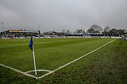 Hayes Lane, the home of Bromley FC during the Vanarama National League match between Bromley FC and Forest Green Rovers at Hayes Lane, Bromley, United Kingdom on 7 January 2017. Photo by Shane Healey.