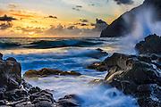 Makapu'u Beach on the island of Oahu