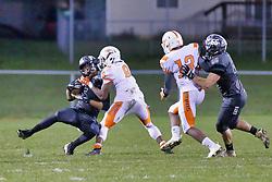 2 November 2018: Palos Heights Shepard Astros at Normal West Wildcats 2nd Round IHSA football playoffs, Normal Illinois<br /> <br /> #bestlookmagazine #alphoto513 #IHSA #IHSAFootball  #NCWHS_GIC   NCWHS_Football