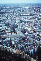 Berlin februar 2012.<br /> Utsikt over Berlin.<br /> Foto: Svein Ove Ekornesv&aring;g
