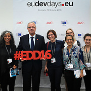 20160615 - Brussels , Belgium - 2016 June 15th - European Development Days - #EDD16 - Neven Mimica, EU Commissioner for International Cooperation and Development 2016, 2015 © European Union