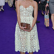 London,England,UK : 15 June 2016 : Jenni Falconer attend the Disney's Aladdin Opening Night at the Prince Edward Theatre on Old Compton Street, Soho, London. Photo by See Li