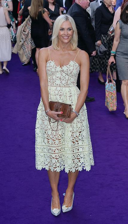 London,England,UK : 15 June 2016 : Jenni Falconer attend the Disney's Aladdin Opening Night at the Prince Edward Theatre on Old Compton Street, Soho, London. Photo by See Li