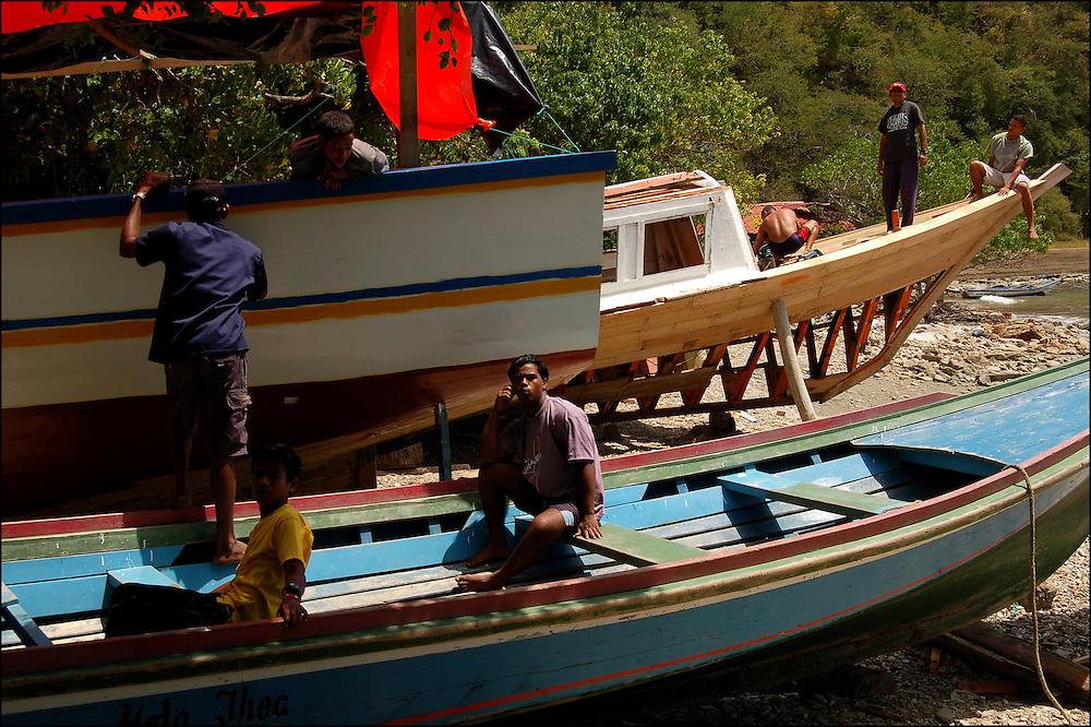 REPORTAJE DEL ESTADO SUCRE<br /> Guiria, Estado Sucre - Venezuela 2007<br /> Photography by Aaron Sosa<br /> (Copyright © Aaron Sosa)