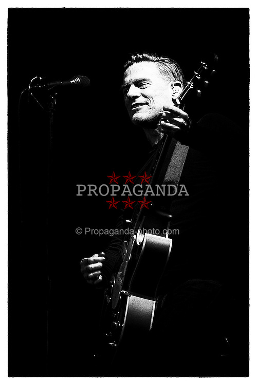 07.07.2011, Schwarzl See Unterpremstätten bei Graz, AUT, Seerock Festival, im Bild der kanadische Superstar Bryan Adams, EXPA Pictures © 2011, PhotoCredit: EXPA/ Erwin Scheriau