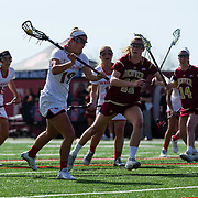 04 February 2017:  The San Diego State Aztecs women's lacrosse team open's up the season against the University of Denver. The Aztecs fell to the Pioneers 15-10 www.sdsuaztecphotos.com