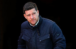 Bristol Rovers manager Darrell Clarke arrives at The MEMS Priestfield Stadium, home of Gillingham for the Sky Bet League One fixture - Mandatory by-line: Robbie Stephenson/JMP - 16/12/2017 - FOOTBALL - MEMS Priestfield Stadium - Gillingham, England - Gillingham v Bristol Rovers - Sky Bet League One