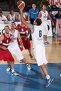 DESCRIZIONE : Bormio Torneo Internazionale Diego Gianatti Italia Ungheria<br /> GIOCATORE : Stefano Mancinelli<br /> SQUADRA : Nazionale Italia Uomini <br /> EVENTO : Torneo Internazionale Guido Gianatti<br /> GARA : Italia Ungheria<br /> DATA : 09/07/2010 <br /> CATEGORIA : tiro<br /> SPORT : Pallacanestro <br /> AUTORE : Agenzia Ciamillo-Castoria/ElioCastoria<br /> Galleria : Fip Nazionali 2010 <br /> Fotonotizia : Bormio Torneo Internazionale Diego Gianatti Italia Ungheria<br /> Predefinita :