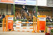 Willem Greve - Gringo<br /> Blom KWPN Hengstencompetitie 2015/2016<br /> © DigiShots