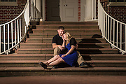 Sam and Thera Engagement | New Bern Photographers