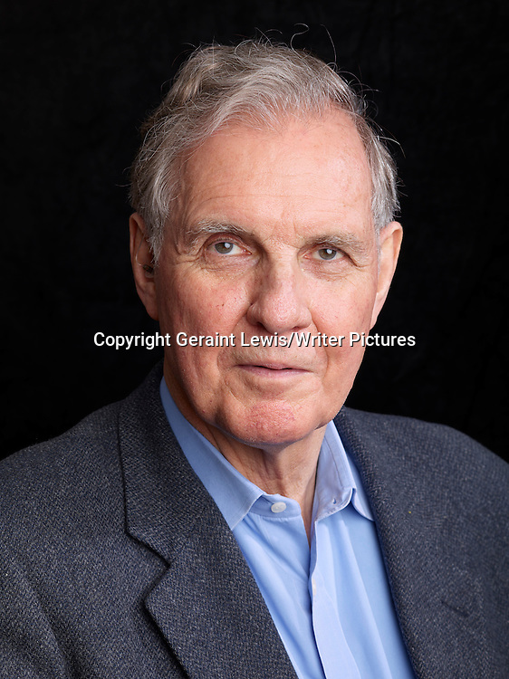 Jonathan Aitken, writer and former Conservative MP at Chipping Norton Literary Festival<br /> 26th April 2014<br /> <br /> Photograph by Geraint Lewis/Writer Pictures<br /> <br /> WORLD RIGHTS