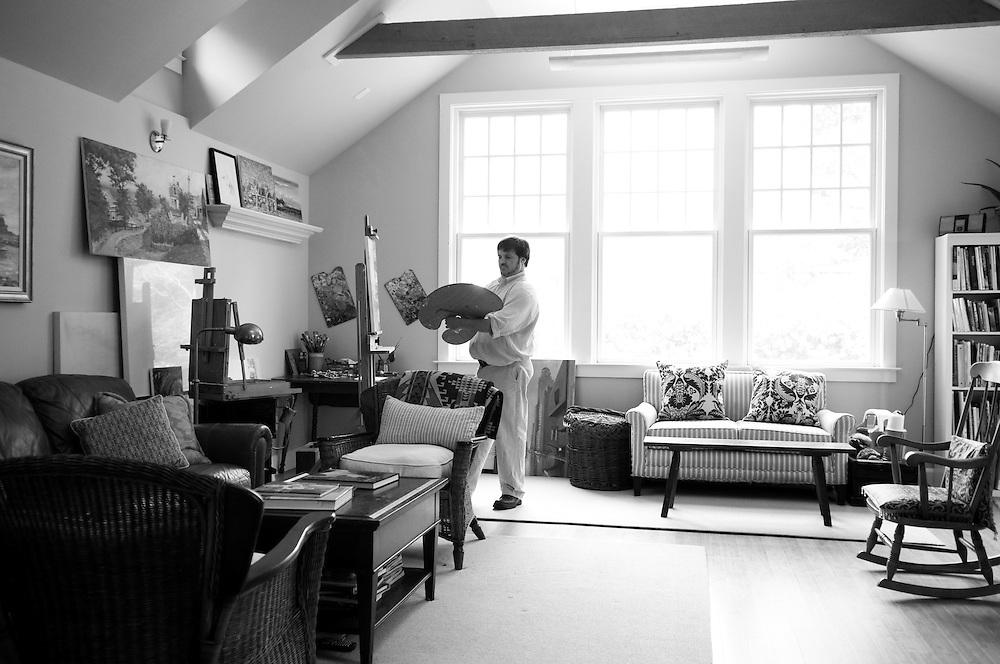 Artist Chip Hemingway