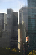 MANHATTAN, NEW YORK, NOVEMBER 6, 2013 Philip Weingord, Managing Principal and CEO of Seer Capital Management, is seen in offices in Manhattan, NY. 11/6/2013 Photo by Jennifer S. Altman/For Barron's