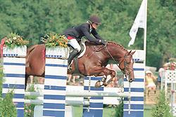 Klompmaker Hester-Plato<br />KWPN Paardendagen  Ermelo 2001<br />Photo © Dirk Caremans