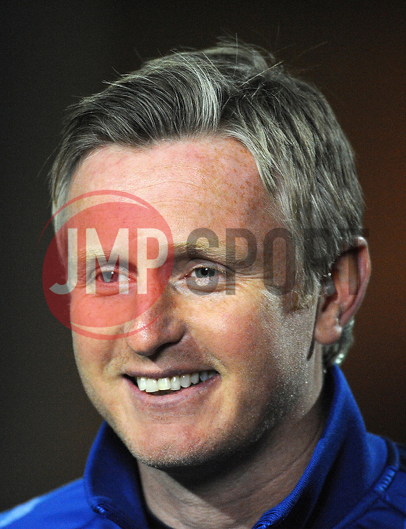 Yeovil Town's Acting Manager Terry Skiverton  - Photo mandatory by-line: Harry Trump/JMP - Mobile: 07966 386802 - 10/03/15 - SPORT - Football - Sky Bet League One - Yeovil Town v Bristol City - Huish Park, Yeovil, England.