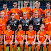 NLD/Velsen/20130701 - Selectie Nederlands Dames voetbal Elftal,