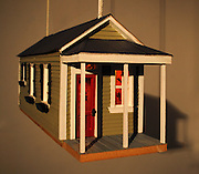 Benjamin Netterville, W.A.S.P., 2012, mixed media, 9inX7inX28in