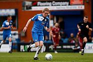 Stockport County FC 1-1 Darlington FC 28.4.18