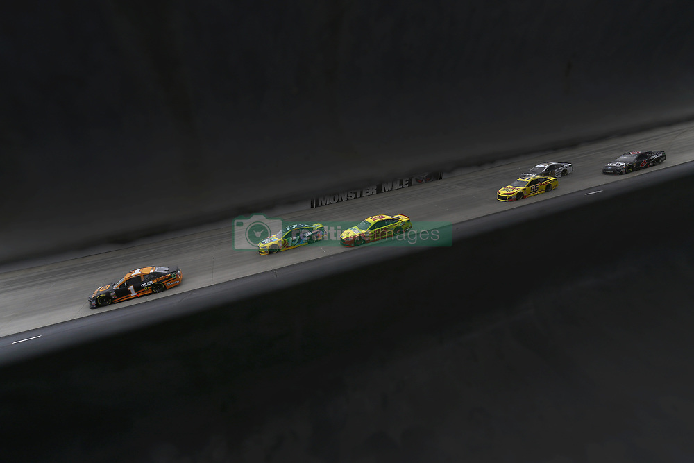 May 6, 2018 - Dover, Delaware, United States of America - Jamie McMurray (1) brings his car through the turns during the AAA 400 Drive for Autism at Dover International Speedway in Dover, Delaware. (Credit Image: © Chris Owens Asp Inc/ASP via ZUMA Wire)