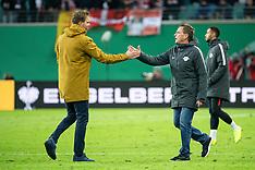 RB Leipzig v TSG 1899 Hoffenheim - 01 Nov 2018