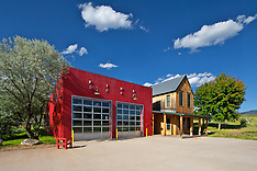 Missouri Heights Fire House, Missouri Heights, Co, Black Shack Architects