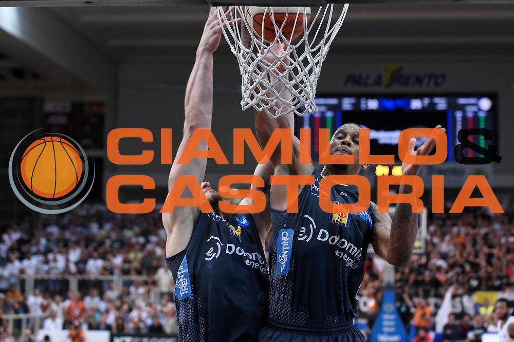 Joao Gomes<br /> Dolomiti Energia Aquila Basket Trento - Umana Reyer Venezia<br /> Lega Basket Serie A 2016/2017<br /> Playoff, finale gara 3<br /> Trento, 14/06/2017<br /> Foto M.Ceretti / Ciamillo-Castoria