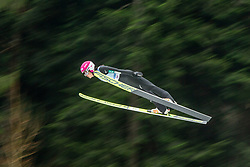 SETO Yuka (JPN) during first round on day 2 of  FIS Ski Jumping World Cup Ladies Ljubno 2020, on February 23th, 2020 in Ljubno ob Savinji, Ljubno ob Savinji, Slovenia. Photo by Matic Ritonja / Sportida