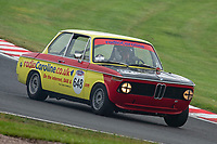 #648 David CORNWALLIS BMW 1600 Ti  during CSCC Adams & Page Swinging Sixties Series  as part of the CSCC Oulton Park Cheshire Challenge Race Meeting at Oulton Park, Little Budworth, Cheshire, United Kingdom. June 02 2018. World Copyright Peter Taylor/PSP.