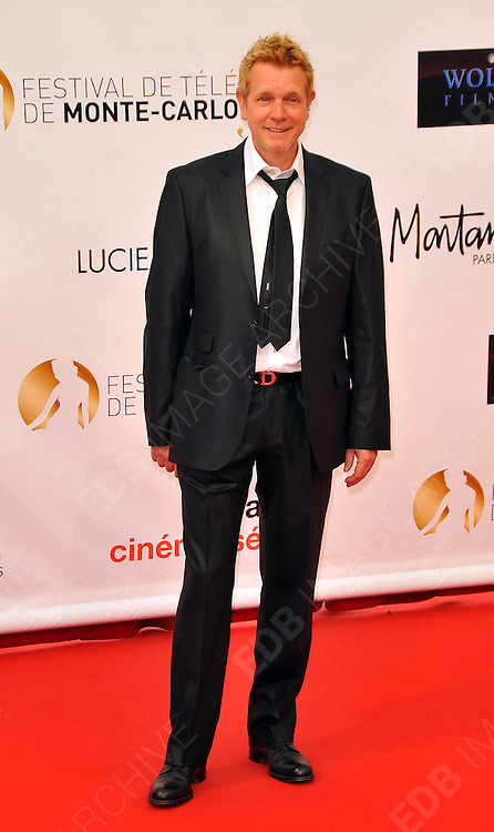 10.JUNE.2012. MONACO<br /> <br /> XAVIER DELUC ATTENDS THE OPENING CEREMONY OF THE 52ND MONTE CARLO TELEVISION FESTIVAL HELD AT THE GRAMALDI FORUM.  <br /> <br /> BYLINE: EDBIMAGEARCHIVE.CO.UK<br /> <br /> *THIS IMAGE IS STRICTLY FOR UK NEWSPAPERS AND MAGAZINES ONLY*<br /> *FOR WORLD WIDE SALES AND WEB USE PLEASE CONTACT EDBIMAGEARCHIVE - 0208 954 5968*