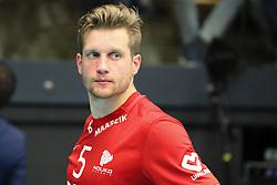 20160505 BEL: Volleybal: Noliko Maaseik - Knack Roeselare, Maaseik  <br />Jelte Maan