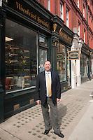 Nigel Clark, Director of Howarth of London.