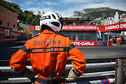 May 20-24, 2015: Monaco Grand Prix: Monaco marshal