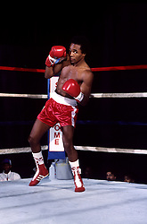 Nov 1980:  Sugar Ray Leonard works out..Mandatory Credit:  Manny Millan/Icon SMI