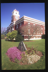 Clallam County Courthouse, Port Angeles, Olympic Peninsula, Washington, US
