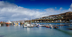The harbour in the west highland village of Mallaig<br /> <br /> (c) Andrew Wilson | Edinburgh Elite media