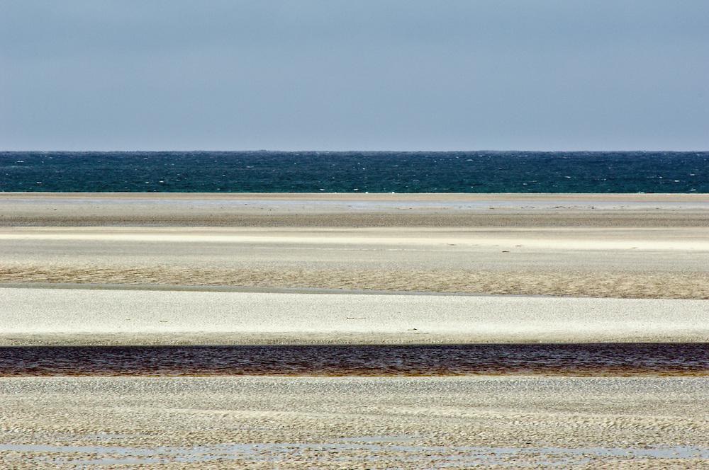 Luskentyre Beach at low tide