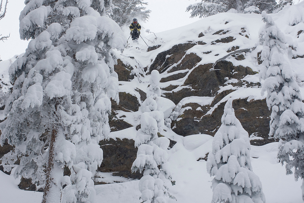 Rider: Seb Michaud Location: Mammoth (USA)