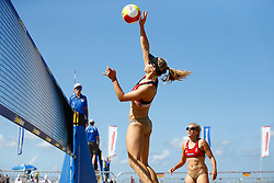 20150828 NED: NK Beachvolleybal 2015, Scheveningen<br />