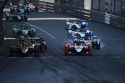 May 11, 2019 - Monaco, Monaco - Start of the 3rd edition of Monaco E-Prix, in port neighborhood in Monaco, France  (Credit Image: © Andrea Diodato/NurPhoto via ZUMA Press)