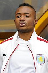 Jordan Ayew of Aston Villa - Mandatory by-line: Dougie Allward/JMP - 07966386802 - 28/07/2015 - SPORT - FOOTBALL - Wolverhampton,England - Molineux Stadium - Wolves v Aston Villa - Pre-Season Friendly